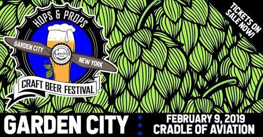 Hops & Props Craft Beer Festival 2019 Presented by Garden Social