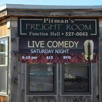 Pitman S Freight Room  New Salem St Laconia Nh