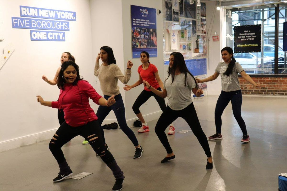 BollyJazz Dance Class presented by TagWell