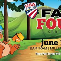 Go Nuts Fat Four Series - Bartram  Milledgeville GA