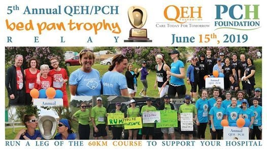 PCH QEH Bed Pan Relay 2019