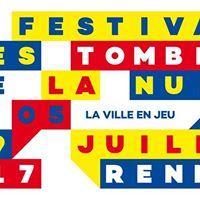 Festival Les Tombes de la Nuit 2017