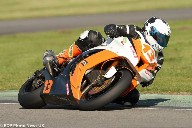 Bike Racing Thruxton