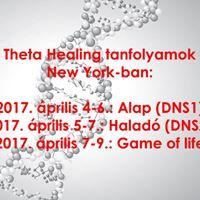Theta Healing tanfolyamok New York-ban