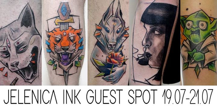 Guestspot Jelenica Ink 19 2107 At Pierce Of Cake At Pierce Of
