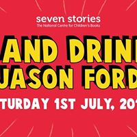Ink and Drink with Jason Ford