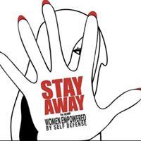 Stay Away Ikmf  Woman Self Defence