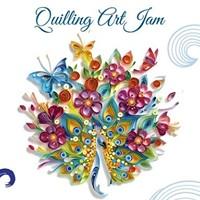 Quilling Art Jam
