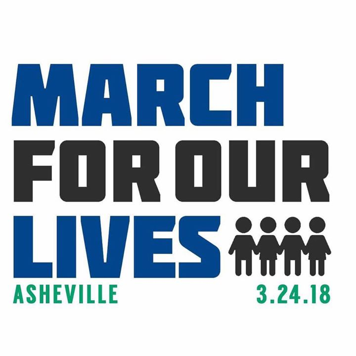 March For Our Lives - Asheville March