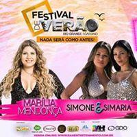 Excurso Bag x Cassino show da Marlia Mendona Festival de Vero Cassino
