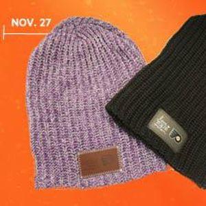 Love Your Melon Purple Hat at Philadelphia Flyers ed0bbcb938a