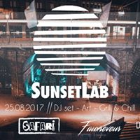 SunsetLab x Les Arches.