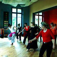 Stage dInitiation  la Danse Flamindi