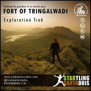 TMI One Day Trek to Tringalwadi On 21st Oct18.