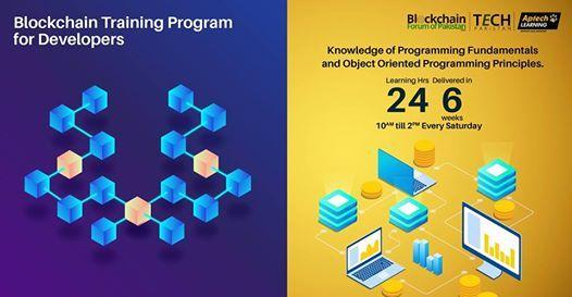 Blockchain Training Program for Developers
