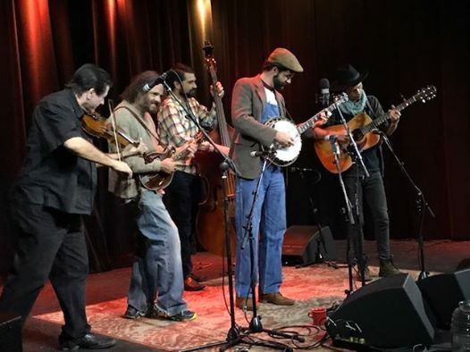 Tuesday Bluegrass Sessions hosted by Powder Keg
