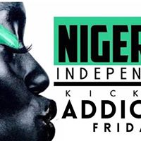 NIGERIAN INDEPENDENCE KICKOFF IN ATLANTA AT MEDUSA LOUNGE