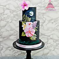 Cake Moment  Night Blooming