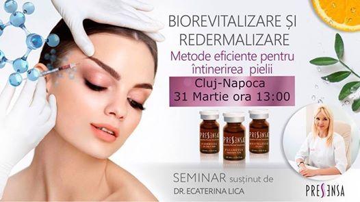 Seminar Pressensa Medici Cluj-Napoca