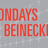 Mondays at Beinecke