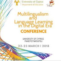 Conference Multilingualism and Language Learning in the Digital Era