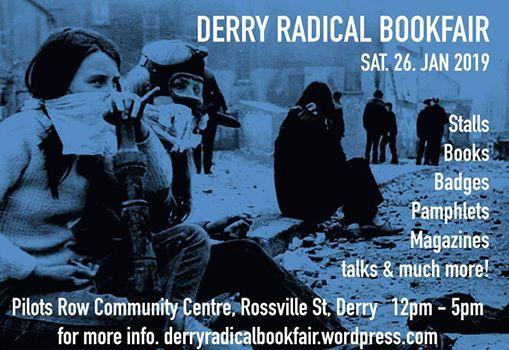 Derry Radical Bookfair 2019