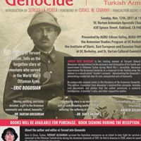 Forced Into Genocide - A Book Reading by Adrienne G. Alexanian