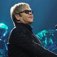 Elton at Excelsior Stadium