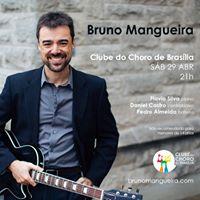 Bruno Mangueira  Clube do Choro de Braslia