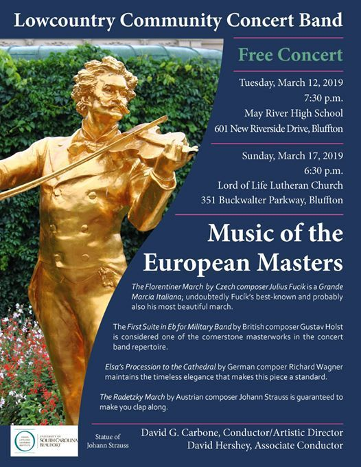 Music of the European Masters