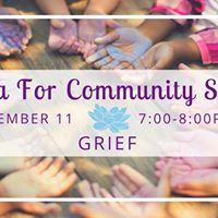 Yoga For Community Series Grief