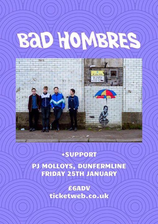 Bad Hombres - PJs - 25.01.19