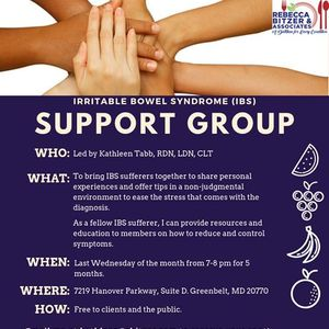 IBS Support Group