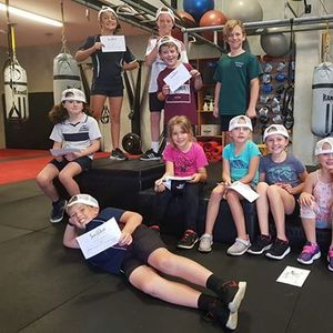 KidFIT Holiday Sessions