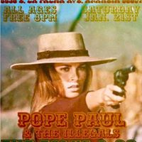 PsychobillyRoots Music Night w Pope Paul &amp the Illegals  More