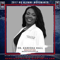 HU Alumni Yacht Party Dr. KaNisha L. Hall-2017 HU Movemaker