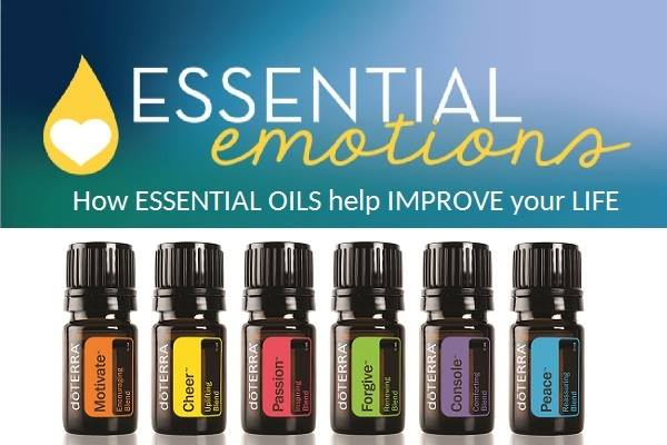 Doterra Emotional Aromatherapy at Boyup Brook, Address given on RSVP as private home