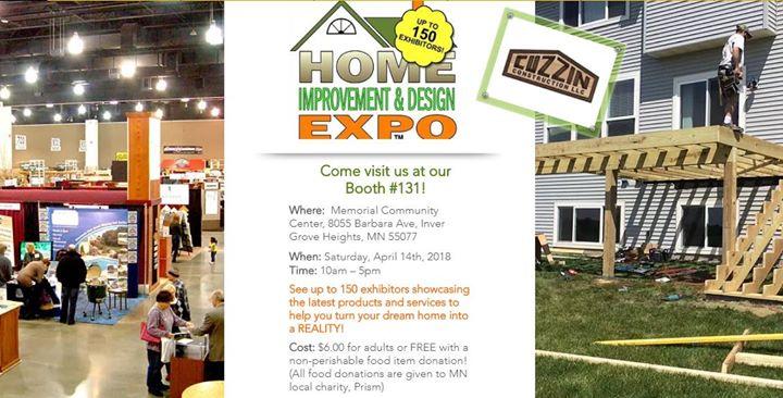 Home Improvement & Design Expo at 8055 Barbara Ave E, Inver Grove ...
