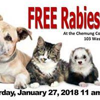 Free Rabies Clinic