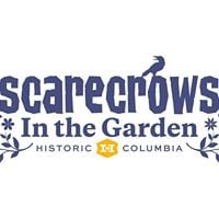 Scarecrows in the Gardens