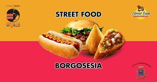 Street Food Around the World Borgosesia  Piazza Mazzini