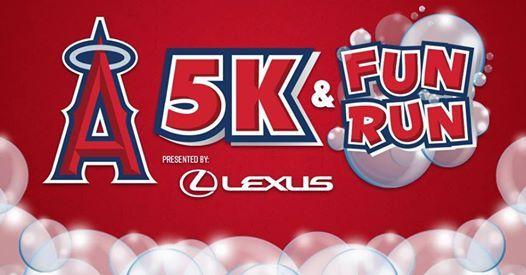 2019 Angels 5K & Fun Run