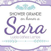 Shower Grande Sara Cez Larios