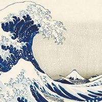 Hokusai dal British Museum - replica -