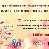 Women Digital Entrepreneurship Training (String 2)