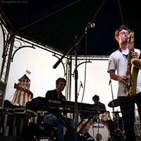 Alex Hitchcock Quintet with Steve Fishwick