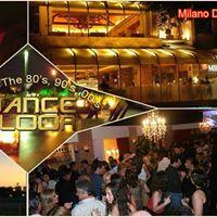 Dance Floor I Homenagem Milano Lounge I 03 de Junho