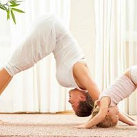 Parent-Child Yoga