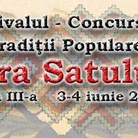 Festivalul - Concurs de Traditii Populare Vatra Satului