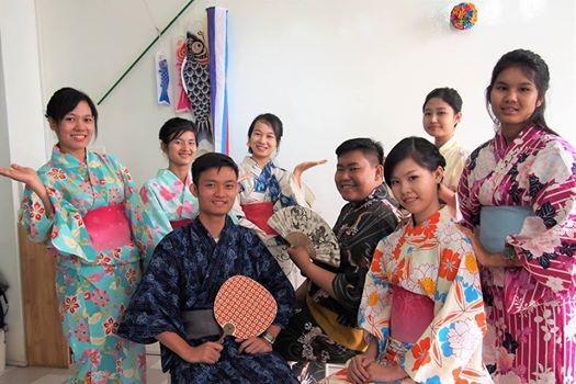Yukata Wearing Event